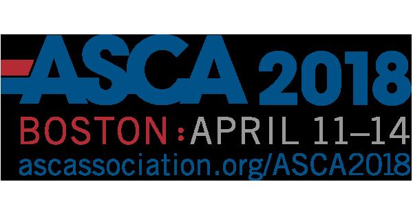 2018 ASCA In Boston: April 11–14